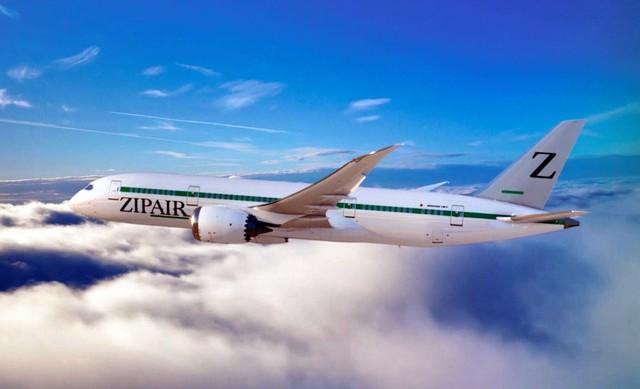 JAL全新廉價航空「ZIPAIR」 公布制服與機身設計
