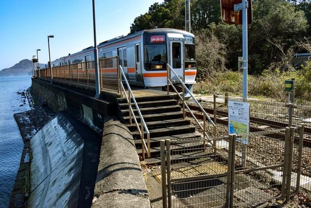鐵道迷「鐵將」所鍾愛的海邊車站 因無人使用將於3月廢除