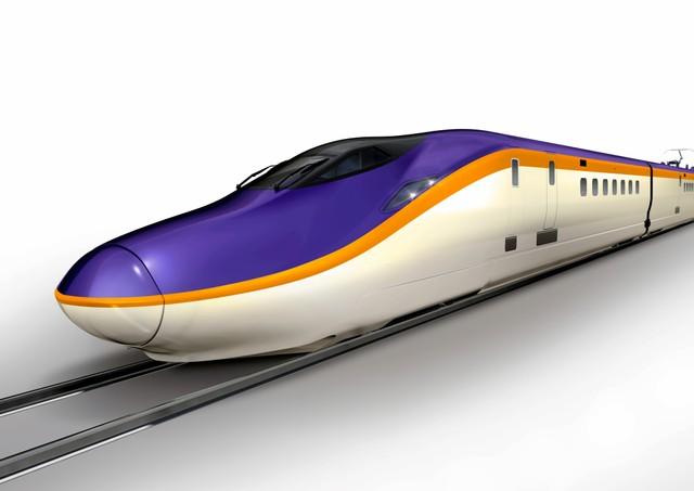 山形新幹線新型E8系車輛 加長「車鼻」最高時速變為300公里