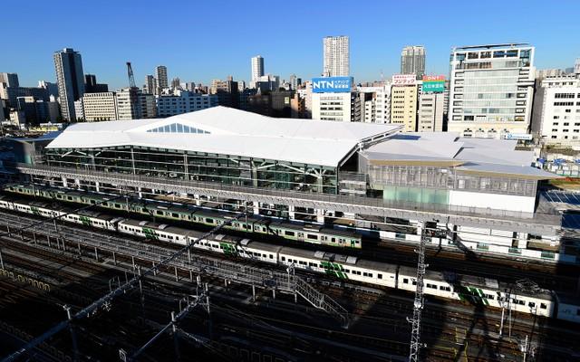 山手線高輪Gateway站明年3/14開通 JR公布修訂列車時刻表