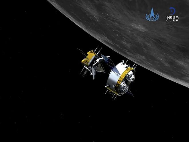 China's Chang'e-5 orbiter-returner enters Moon-Earth transfer orbit