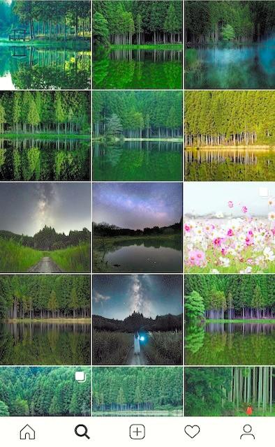 神祕「絶景」人氣正夯 位處奈良山中的池塘「龍王淵」