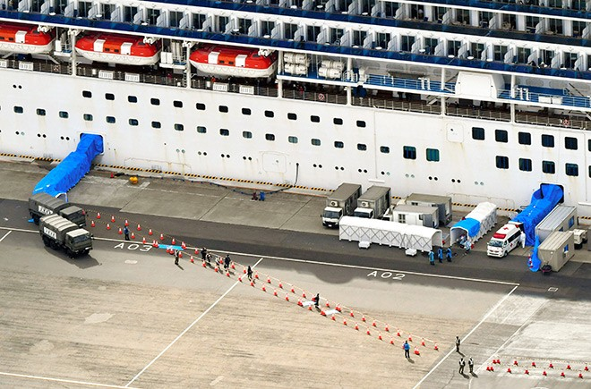 Two More Indians on Board Cruise Ship Test Positive for Coronavirus: Embassy