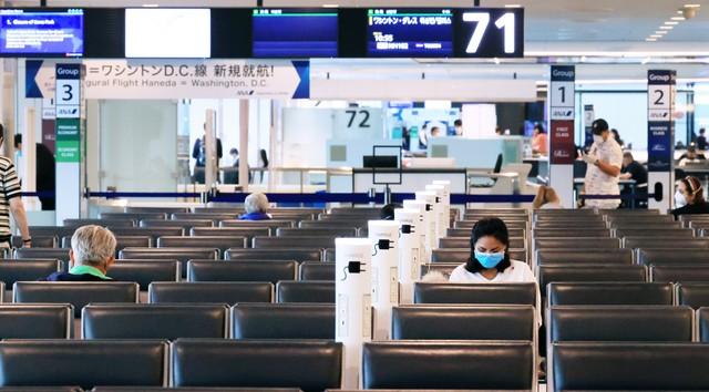 羽田機場國際線新設施悄悄啟用 因應疫情中止開業儀式