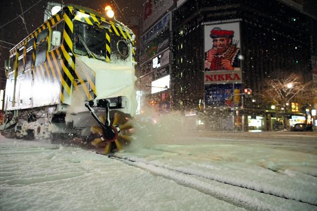 「SASARA電車」本季首次出動 北海道恐出現降雪及暴風