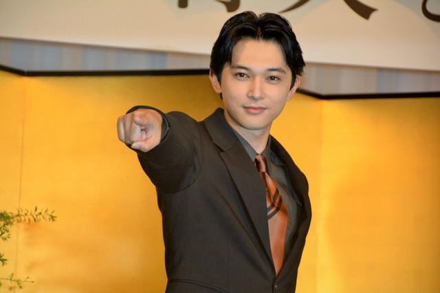 吉澤亮主演2021年NHK大河劇 表示「將會努力傳遞娛樂」