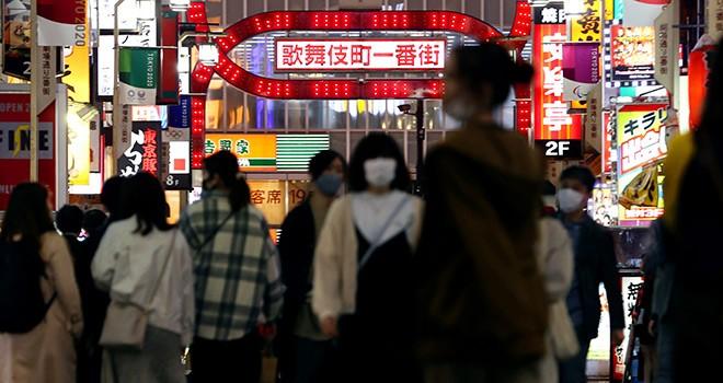Tokyo reports 215 new coronavirus cases