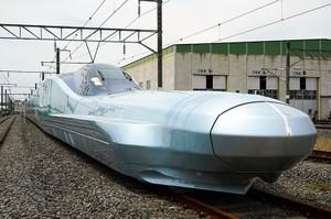 全球時速最快360公里 次世代新幹線「ALFA-X」完成(影片)