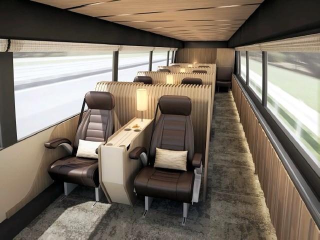 一車只載12人的高級巴士 西鐵10月起推出九州旅遊行程