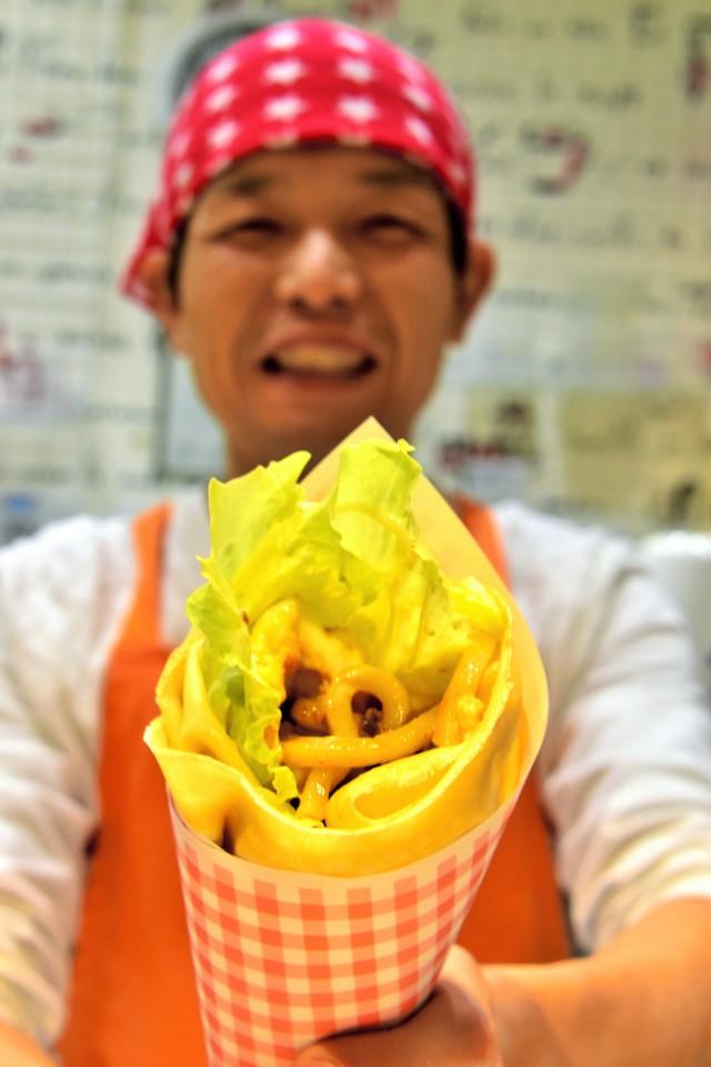 肉烏龍麵x可麗餅人氣夯 盼成新款香川縣民美食(影片)