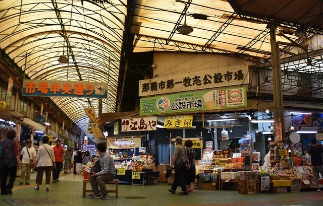 沖繩‧那霸的「廚房」暫吹熄燈號 牧志公設市場將展開改建