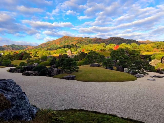 美國專門雜誌排行榜評選 連續17年奪冠的日本庭園果然是…
