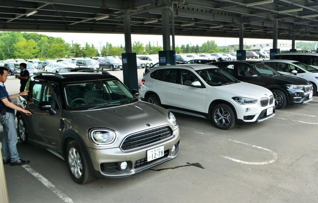 因應外籍遊客增加 北海道‧新千歲出租車業者導入進口車