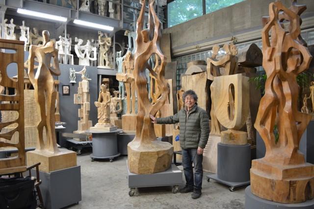 伊豆高原五月祭登場 巡遊66處「個人美術館」