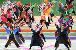 北海道·札幌萬人舞動 「YOSAKOI索朗祭」熱鬧開幕(影片)