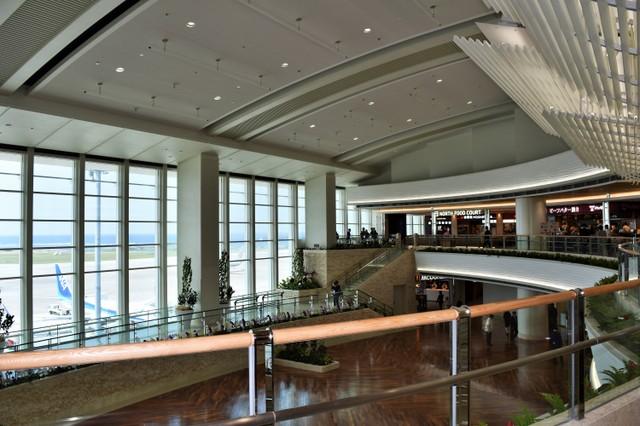 沖繩‧那霸機場「際內連結航廈」落成 全新進駐36間店鋪