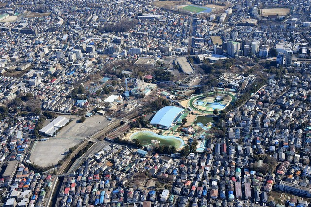 東京也將有「哈利波特」主題樂園? 豐島園閉園後的新構想