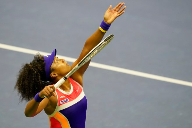 Mask After Mask, Osaka Brings Fight for Racial Justice to Tennis's Audience