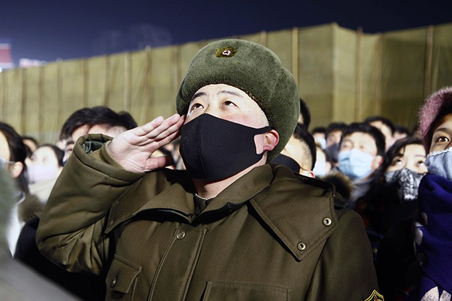 N. Korea gears up for rare party congress amid viral, natural disasters