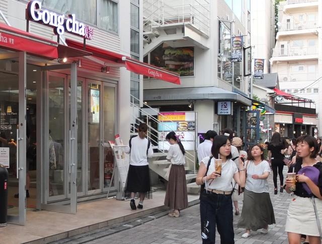 珍珠飲品熱潮盛況空前 日本人愛去台灣也是原因之一