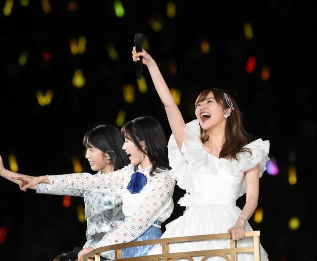 「11年來、真的很幸福」 HKT48指原莉乃畢業演唱會落幕