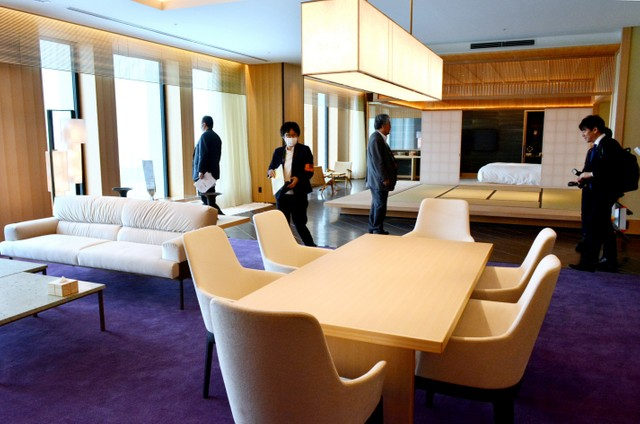 北海道・新千歲機場高級飯店開幕 頂級套房1晚要價100萬日圓