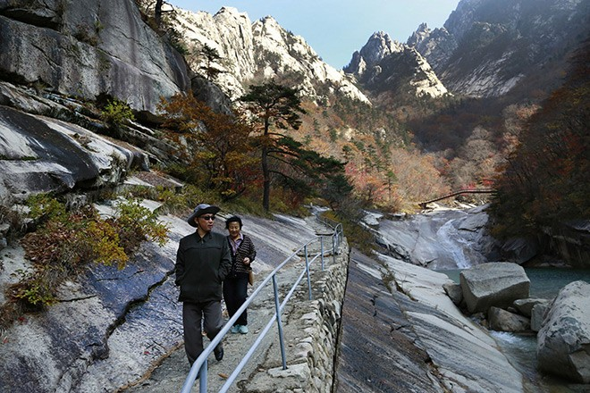 North Korea to redevelop flagship tourist resort