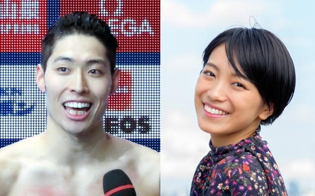 金牌泳將萩野公介與歌手miwa結婚 女方懷孕喜上加喜