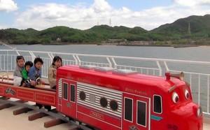 宛如遊樂園般的大海之旅 岡山‧兩備渡船推出全新船隻(影片)
