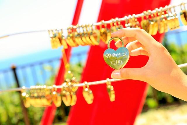 2月13日為「戀愛公路之日」 命名由來的IG曬美照景點人氣升