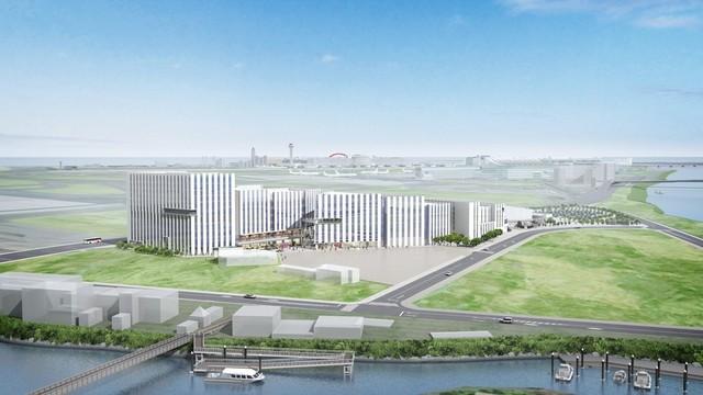 羽田機場舊址再開發 新設施「HICity」將成研究·文化據點