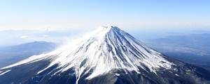 「富士山之日」晴朗可見山稜 今年起也成「天皇生日」(影片)