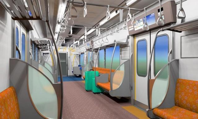 京成電鐵「成田SKY ACCESS線」 新型列車今秋上路