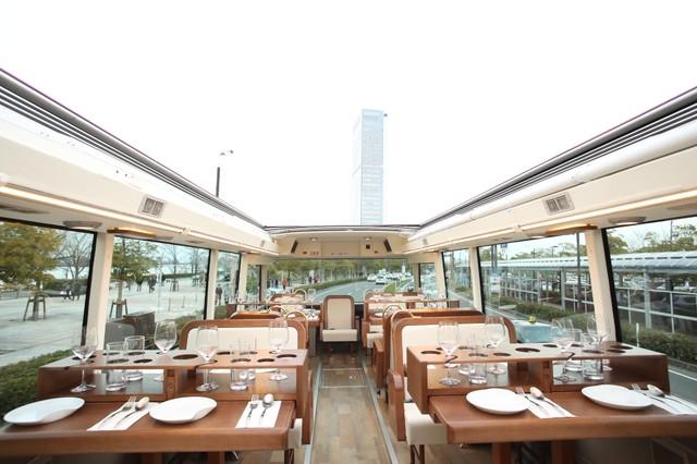 盡情享受美食美景 石川縣內推出「餐廳巴士」巡迴觀光名勝