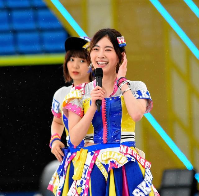 「SKE48」松井珠理奈 宣布畢業退團