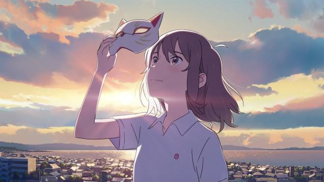 Soul Searching Anime A Whisker Away Streaming On Netflix The Asahi Shimbun