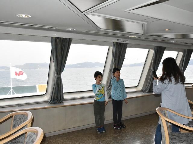 穿越瀨戶內海的宇高航線 橫跨百年的歷史將落幕