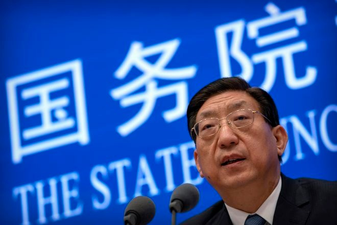 China to vaccinate 'key groups' over winter, spring