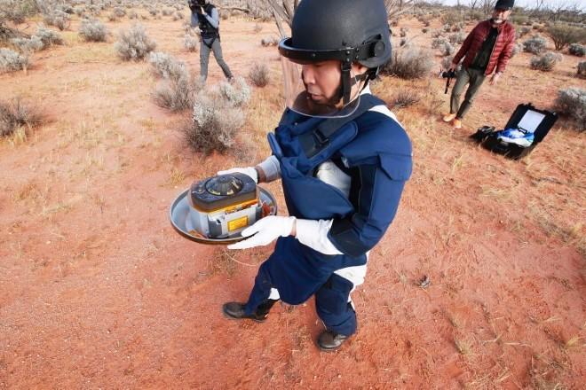 Asteroid soil samples arrive in Japan