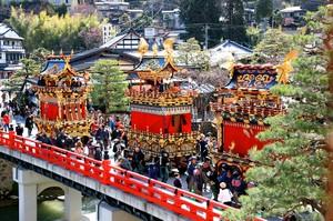 岐阜‧春之高山祭落幕 紀念「令和」5月將集結21座神轎(影片)