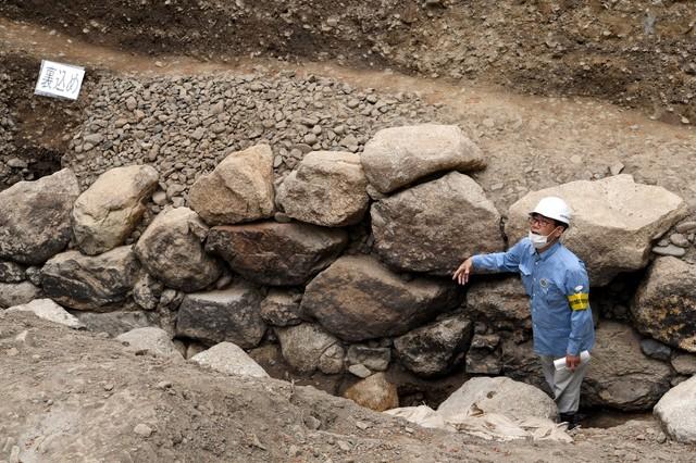 豐臣秀吉最後建造的「京都新城」出土 學者:本世紀最大發現