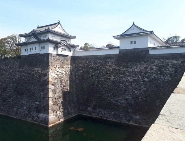 大阪城重要文化財特別開放 千貫櫓、多聞櫓、焰硝藏登場