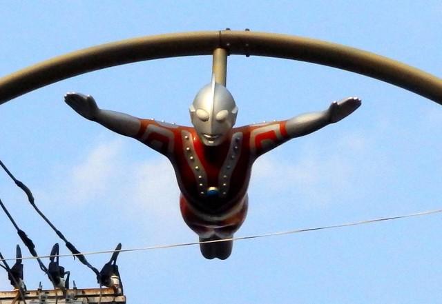 《正宗超人力霸王》開拍 東京超人力霸王商店街眾所期待