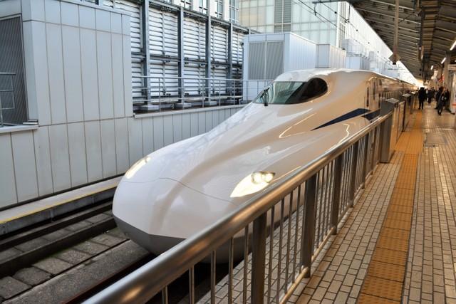 東海道新幹線「N700S」試乘會 嶄新車廂內部也公開