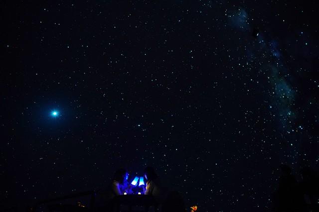 東京都心夜間「避暑地」 可享受各地滿天星空景致