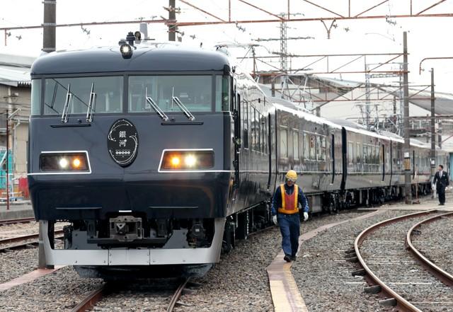豪華列車「銀河」5月上路 票價比瑞風更親民