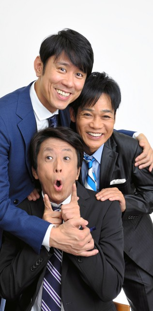 搞笑團體Neptune成員‧名倉潤 憂鬱症病發將休養2個月