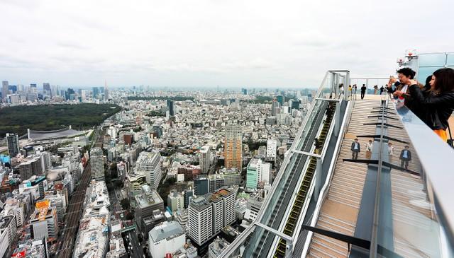 「澀谷 SCRAMBLE SQUARE」開幕 47樓展望設施成焦點