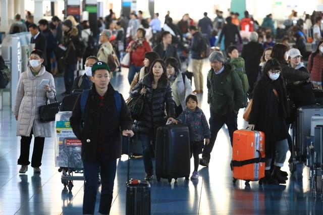 機場國內線安檢通過期限提前 ANA羽田國際線也提前截止報到