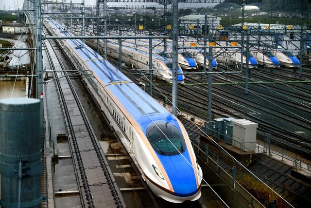 北陸新幹線時隔13天復駛 東京⇄金澤現以暫定時刻表行駛